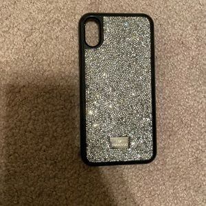 "Swarovski ""Glam Rock"" IPhone X/XS case"